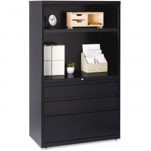 Hirsh FF Lateral File Combo Unit - 3-Drawer 21146 HID21146