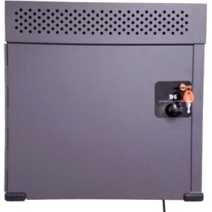 Datamation Systems Wall-Mount Security Safe for Chromebooks & Tablets DS-CB-WM-15
