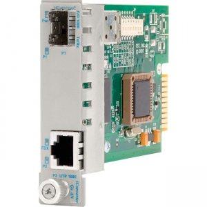 Omnitron Systems iConverter Gx AN Transceiver/Media Converter 8519N-0-W