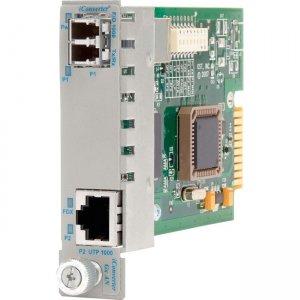 Omnitron Systems iConverter Gx AN Transceiver/Media Converter 8507N-3-W