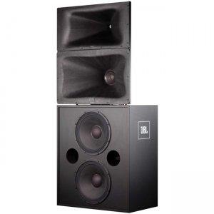JBL 3730 Three-Way Tri/Bi-Amplified/Passive 3730-M/HF
