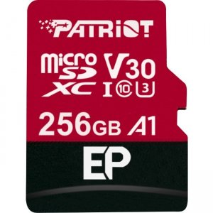 Patriot Memory EP Series 256GB microSDXC V30 A1 PEF256GEP31MCX