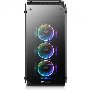 Thermaltake View 71 Tempered Glass RGB Plus Edition Full Tower Chassis CA-1I7-00F1WN-02 71 TG RGB Plus
