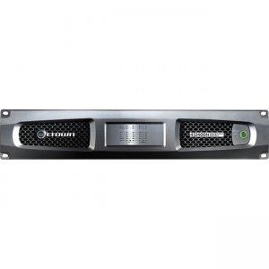 Crown Four-channel, 2400W @ 4 Power Amplifier, 70V/100V DCI4X2400N-U-USFX 4|2400N