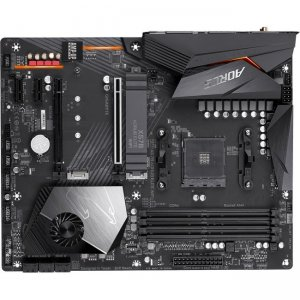Aorus Ultra Durable (Rev. 1.x) Desktop Motherboard X570 AORUS ELITE WIFI