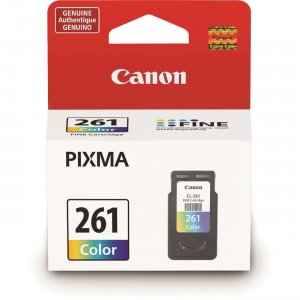 Canon Color Ink Cartridge CL-261 CNMCL261