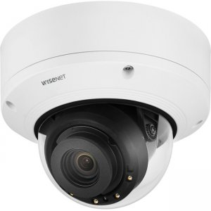 Wisenet 5MP Vandal-Resistant Indoor IR Network Dome Camera with PoE Extender XND-8081REV