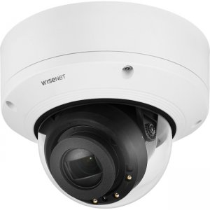 Wisenet 2MP Vandal-Resistant Indoor IR Network Dome Camera with PoE Extender XND-6081REV