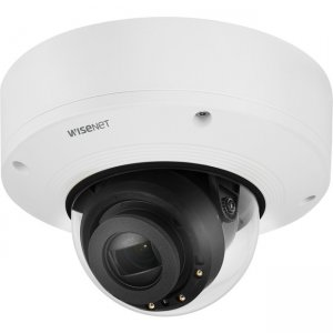 Wisenet 2MP Vandal-Resistant Outdoor IR Network Dome Camera with PoE Extender XNV-6081RE