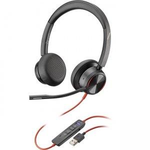 Plantronics Premium Corded UC Headset 214408-01 BW8225-M