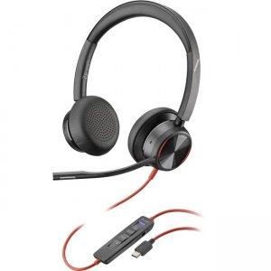 Plantronics Premium Corded UC Headset 214409-01 BW8225-M