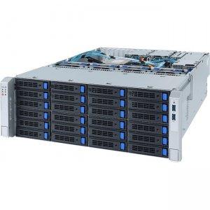 Gigabyte rev. 100) 4U 42-Bay Single Processors Storage Server (AMD ROME S452-Z30