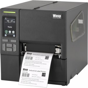 Wasp Industrial Barcode Printer 633809007170 WPL408