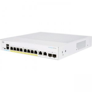 Cisco 250 Ethernet Switch CBS250-8FP-E-2G-NA CBS250-8FP-E-2G