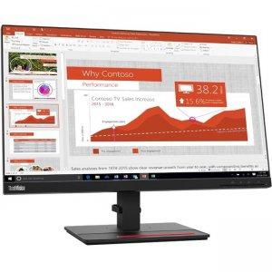 Lenovo ThinkVision 23.8-inch FHD Monitor 61F7MAT1US T24i-20