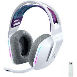 Logitech Lightspeed Wireless RGB Gaming Headset 981-000882 G733