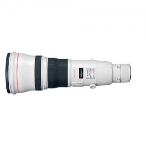 Canon EF 800mm f/5.6L IS USM Super Telephoto Lens 2746B002