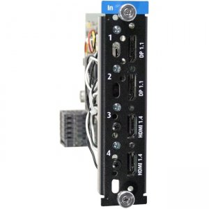 Barco HDMI 1.4 / DisplayPort 1.1 Combo Input Card R9004744