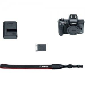 Canon EOS Body Black 2680C001 M50