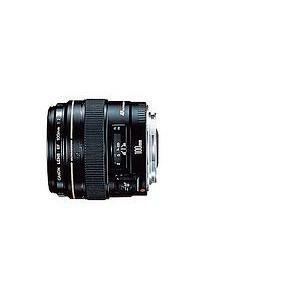 Canon EF 100mm f/2 USM Standard & Medium Telephoto Lens 2518A003