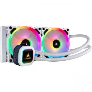 Corsair Hydro Series RGB PLATINUM SE 240mm Liquid CPU Cooler CW-9060042-WW H100i