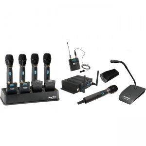 ClearOne Wireless Gooseneck / Podium Transmitter Cardioid 910-6002-128-C