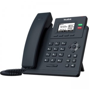 Yealink Entry-level IP Phone with 2 Lines & HD voice SIP-T31P