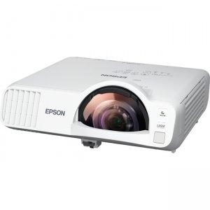 Epson PowerLite Wireless WXGA 3LCD Short-throw Laser Display V11H993020 L200SW