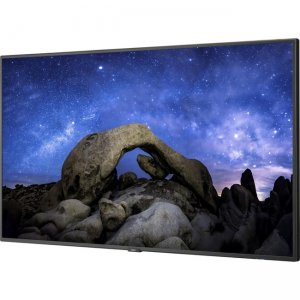 NEC Display 4K UHD Display with Integrated SoC MediaPlayer w/ CMS Platform V554Q-MPI