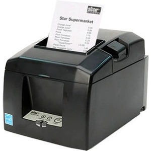 Star Micronics Best Value-Driven Desktop Printer 37969830 TSP654IID-24 SK GRY US