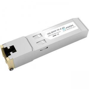 Axiom 10GBASE-T SFP+ Transceiver For Ruckus - 10G-SFPP-TX-A 10G-SFPP-TX-A-AX