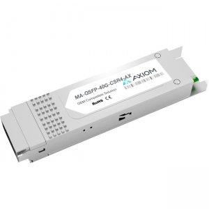 Axiom 40GBASE-CSR4 QSFP+ Transceiver For Meraki - QSFP-40G-CSR4 MA-QSFP-40G-CSR4-AX