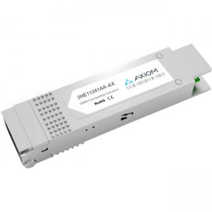 Axiom 40GBASE-LR4 QSFP+ Transceiver For Alcatel-Lucent - 3HE11241AA 3HE11241AA-AX