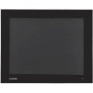 "Advantech 12"" XGA Ind Monitor w/Resistive TS FPM-212-R8AE FPM-212"
