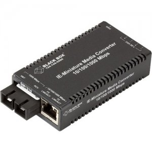 Black Box MultiPower Miniature Transceiver/Media Converter LGC322A-R3