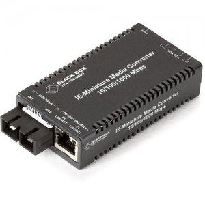 Black Box MultiPower Miniature Transceiver/Media Converter LGC325A-R3