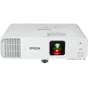 Epson PowerLite 1080p 3LCD Standard-Throw Laser Projector with Built-in Wireless V11HA17020 L250F