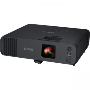 Epson PowerLite 1080p 3LCD Standard-Throw Laser Projector with Built-in Wireless V11HA17120 L255F