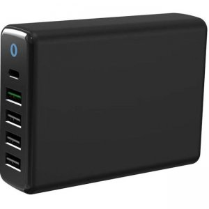 4XEM 5-Port USB Charger (QC & PD) 4XPOWER5USBTYPEC
