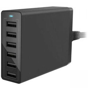 4XEM 6-Port USB Charger 4XPOWER6USB