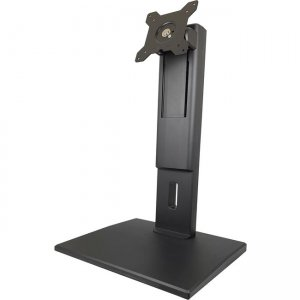 Amer Mounts Single Flat Panel Monitor Stand With VESA Mounting Support AMR1SH
