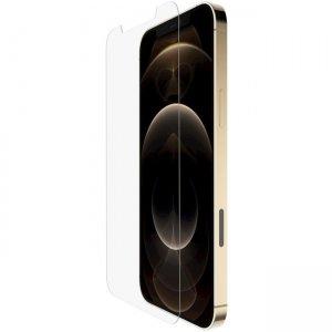 Belkin ScreenForce UltraGlass Anti-Microbial Screen Protector for iPhone 12 Pro Max OVA039ZZ