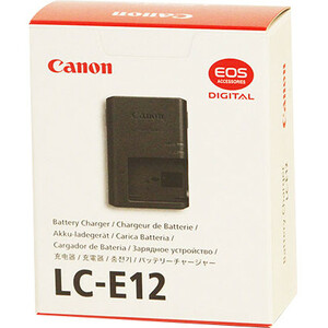 Canon Battery Charger 6781B001 LC-E12