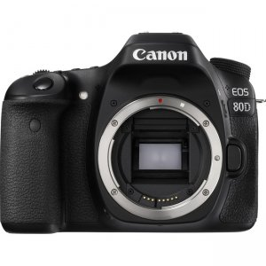 Canon EOS Digital SLR Camera Body Only 1263C004 80D