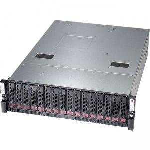 Supermicro SuperServer (Black) SSG-6038R-DE2CR16L 6038R-DE2CR16L