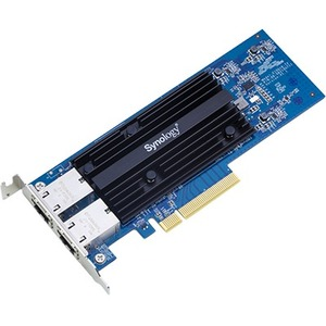 Synology Dual-port, High-speed 10GBASE-T add-in Card for Synology Servers E10G18-T2