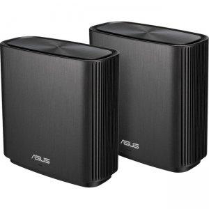 Asus ZenWiFi AC Wireless Router ZENWIFI AC (CT8 2PK) CHAR CT8