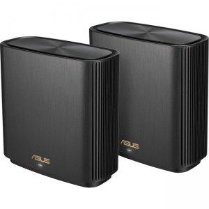 Asus ZenWiFi AX Wireless Router ZENWIFI AX 2PK CHARCOAL XT8