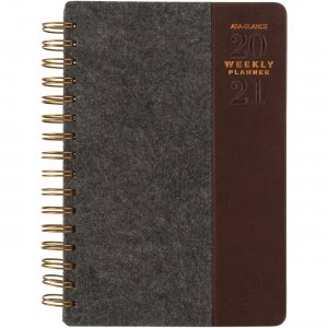 At-A-Glance Signature Weekly/Monthly Planner YP20025 AAGYP20025