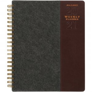 At-A-Glance Signature Weekly/Monthly Planner YP90525 AAGYP90525